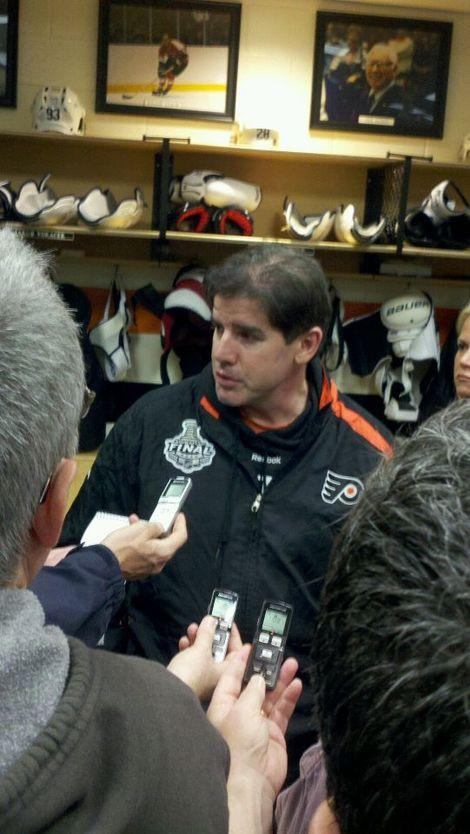 Philadelphia Flyers Extend Peter Laviolette's Contract for All of the Right Reasons: Fan Analysis