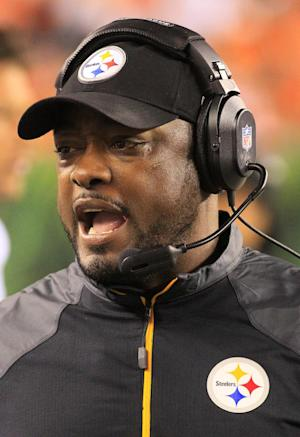 Steelers open to all options after 0-2 start