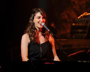Sara Bareilles performs at Revolution, Fourt Lauderdale, on October 11, 2010 -- Getty Premium