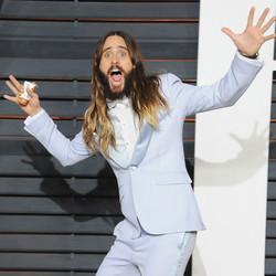 Jared Leto Doesn't Look Like This Anymore