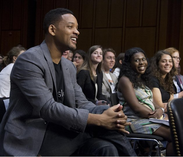 Actor Will Smith, accompanying&nbsp;&hellip;