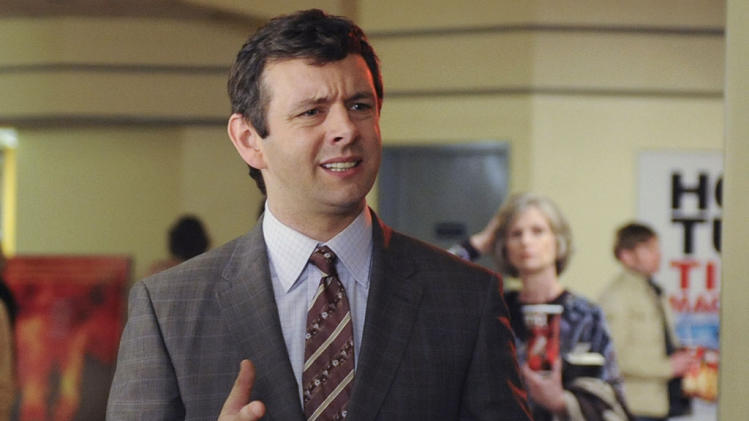 30 Rock guest stars: Michael Sheen
