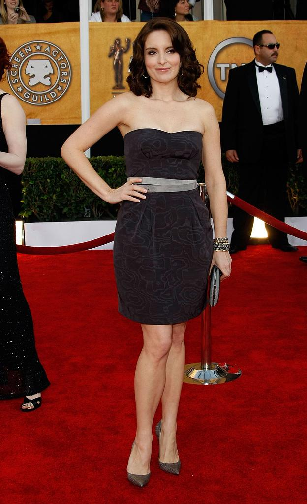 15th Annual Screen Actors Guild Awards 2009 Tina Fey