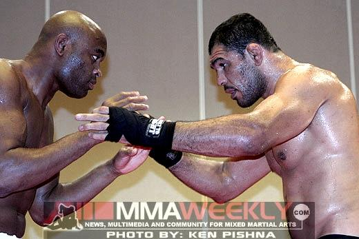 Anderson Silva Was Ready to Walk Away, but the Nogueira Brothers Saved the Day