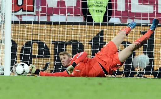 Manuel Neuer will be fully …