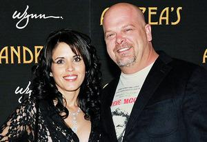 Deanna Burditt and Rick Harrison | Photo Credits: David Becker/WireImage