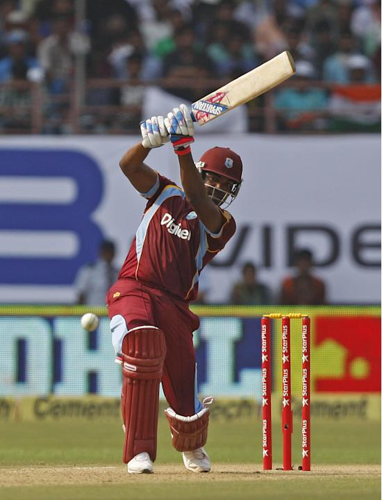 India vs West Indies, 1st ODI