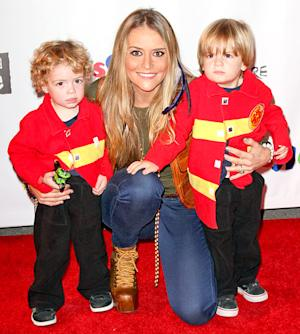 Brooke Mueller's Twins With Charlie Sheen Taken Away by Child and Family Services
