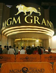 Macau approves new $2.5 bn MGM China casino