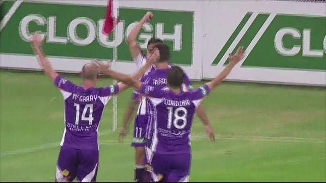 Perth secure final playoff spot after 1-1 draw with Adelaide