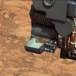 Mars rover shows planet could have supported life