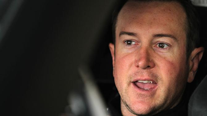 Busch ready to move on from Talladega wreck
