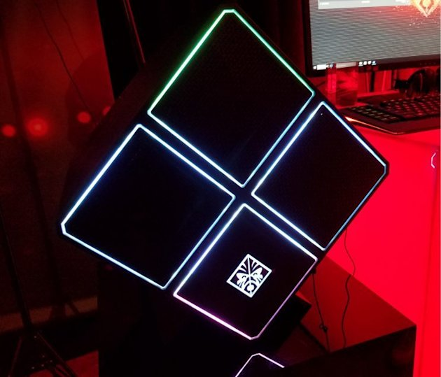 A photo of the Omen X Desktop