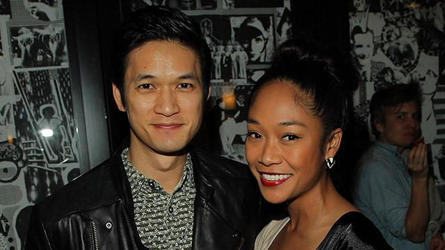 'Glee' Star Harry Shum Jr. Marries Girlfriend Shelby Rabara