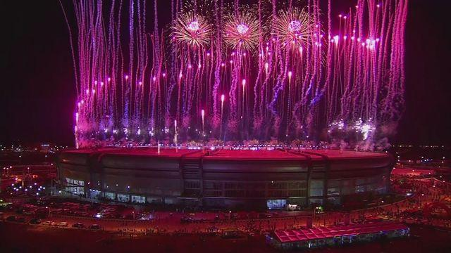 Myanmar opens 2013 Southeast Asian Games
