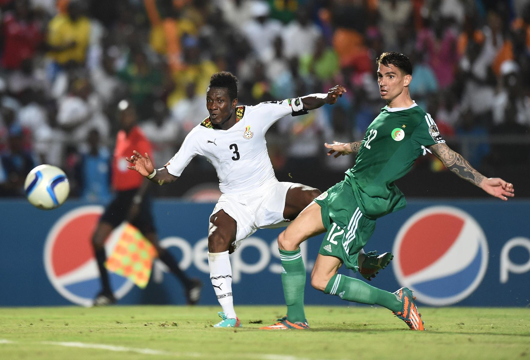Ghana take aim at South Africa after big Cup win