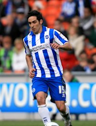 Vicente is nearing a return for Brighton