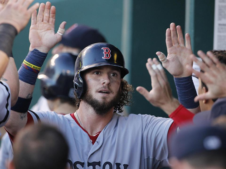 Ellsbury leads Red Sox to 5-3 win over Royals