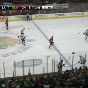 Kings at Blackhawks / Game Highlights