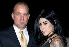 Jesse James and Kat Von D | Photo Credits: Beck Starr/FilmMagic.com