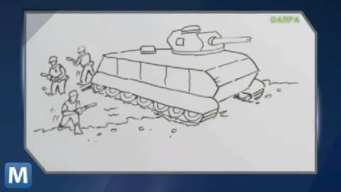 DARPA is Crowdsourcing its Latest Tank