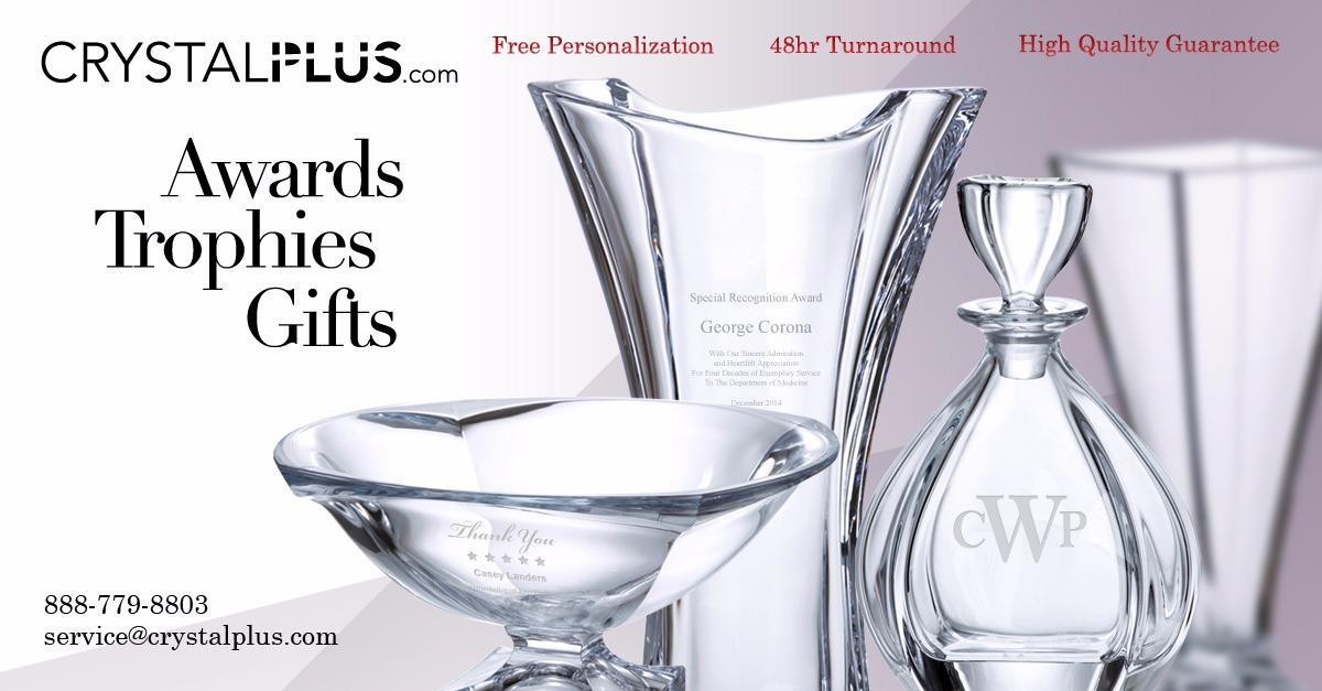 Looking for Custom Engraved Awards, Trophies?