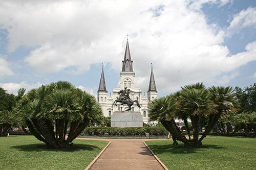 Micro Week 2015: Eight Small, But Iconic Parks Around The New Orleans Metro