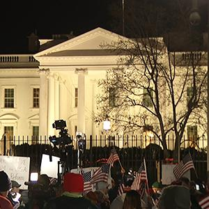 Immigration Reform Rally Outside White House