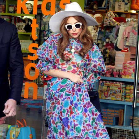 Lady Gaga 'low-key' at first outings since surgery