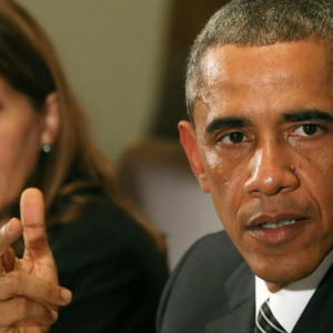 OBAMA STANDS UP FOR EBOLA HEALTH CARE WORKERS