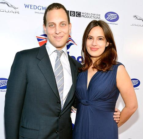 Lord Freddie Windsor, Wife Sophie Winkleman Welcome Baby Girl Maud