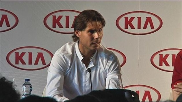 NADAL DISAPPOINTED BY PUERTO TRIAL VERDICT + ITW