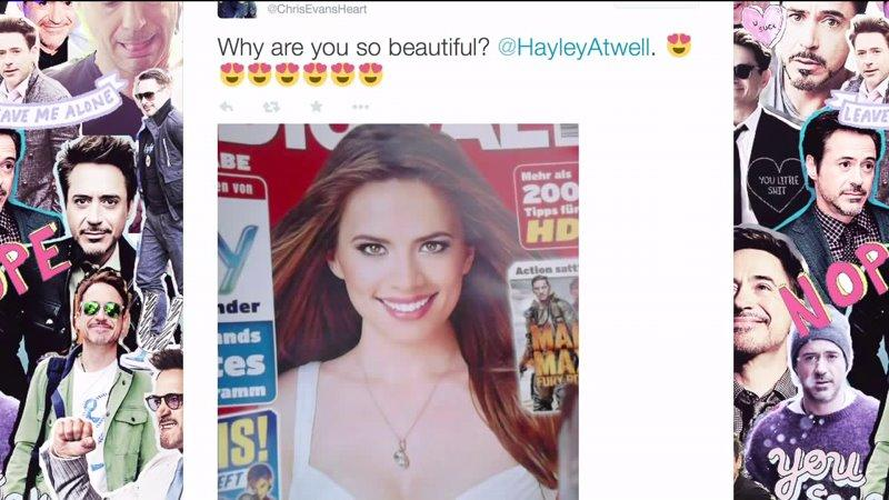 Actress Hayley Atwell Gives Fan A Surprisingly Honest Answer On Twitter