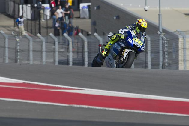 MotoGp Red Bull U.S. Grand Prix of The Americas - Free Qualifying