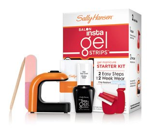 Sally Hansen Salon InstaGel Strips Starter Kit
