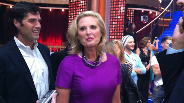 Ann Romney Says No to 'Dancing' (ABC News)