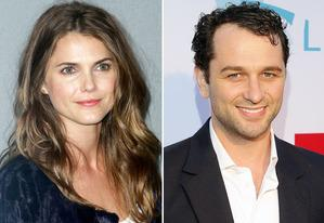 Keri Russell; Matthew Rhys | Photo Credits: Marcel Thomas/FilmMagic; Mathew Imaging/WireImage