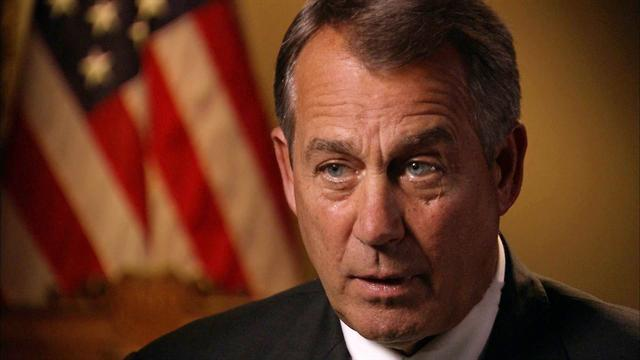 "Boehner: Dems have ""simple"" task to avoid sequester"