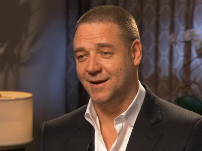 Russell Crowe Talks 'Les Miserables': Why Did He Have To Audition?