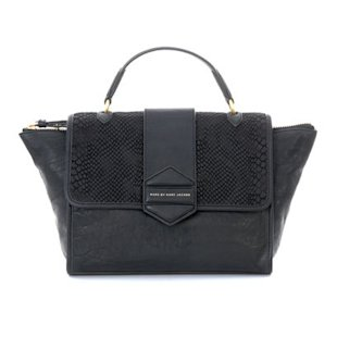 Flipping Out Snake Texture Bag, &#xa3;470, by Marc by Marc Jacobs: What To Wear: Office