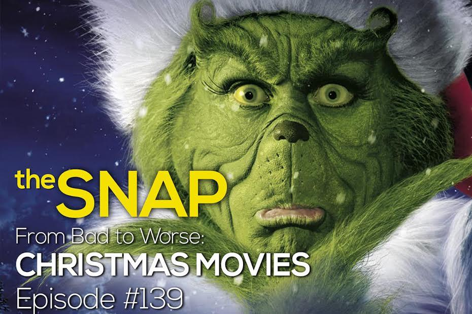 The Snap: Picking the Christmas Movies That Matter
