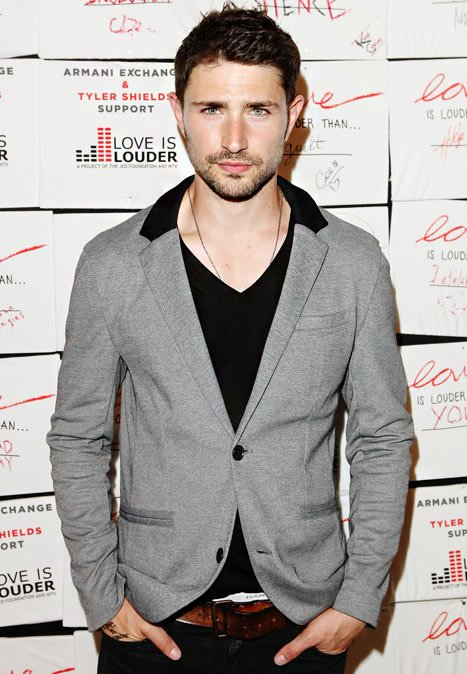 Matt Dallas, Kyle XY Star, …