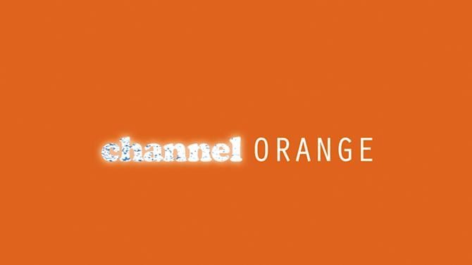 """This CD cover image released by Island Def Jam Music Group shows Frank Ocean's album, """"Channel Orange."""" (AP Photo/Island Def Jam Music Group)"""