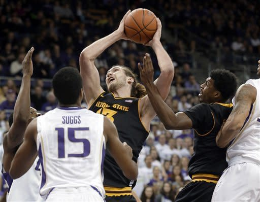 Washington out-runs Arizona State 96-92