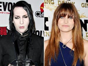 Marilyn Manson Dedicates Song to Paris Jackson at Concert