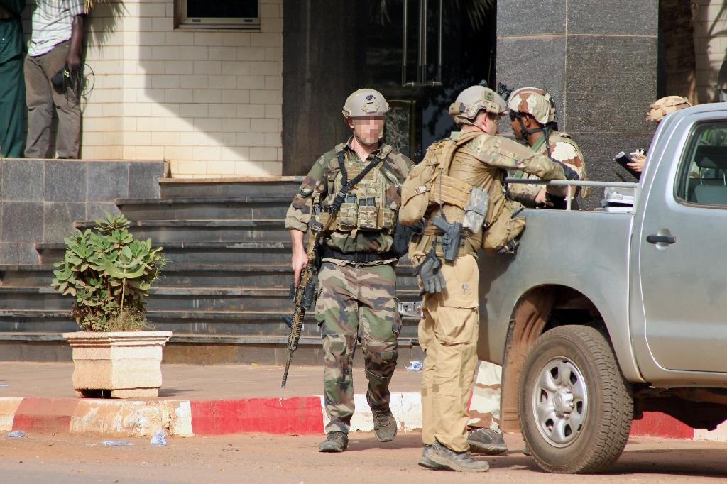 Police detain two over Mali hotel attack: security sources