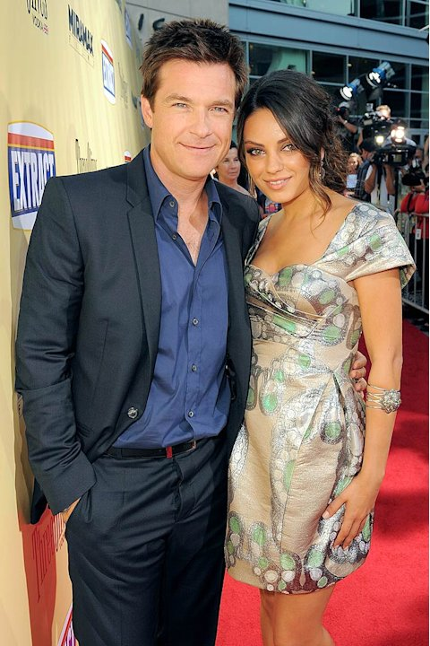 Extract LA Premiere 2009 Jason Bateman Mila Kunis