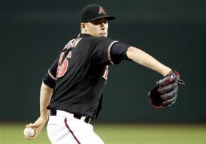Corbin finally wins 10th, D-Backs sweep Rockies