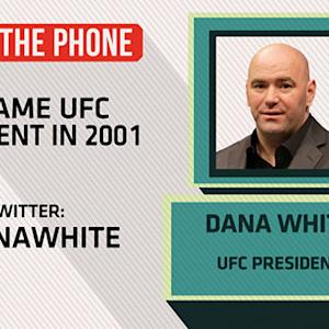 Dana White joins The Doug Gottlieb Show