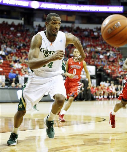 Colorado State beats Fresno State 67-61 in MWC